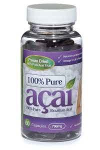 100% Pure Acai Berry 700mg ™