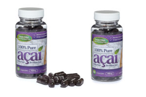 100% Pure Acai Berry 700mg™ - No Fillers