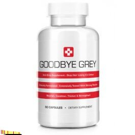 Goodbye Grey™ – Anti-Grey Hair Formula