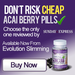 Pure Acai Berry - Buy Now!