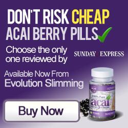Pure Acai Berry - Buy Now!