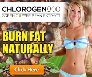 Chlorogen 800 - Green Coffee Bean Extract - Burn Fat Naturaly