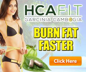 HCA Fit ™ Garcinia Cambogia Burn Fat Faster