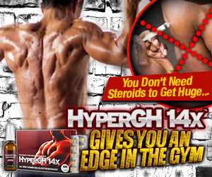 HGH (HyperGH 14x™) is Not Steroids