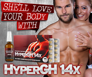 HyperGH 14x - She'll love our body