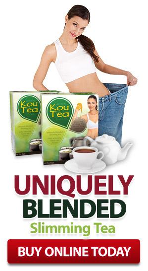 KouTea™ - Uniquely blended Slimming tea