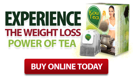 KouTea™ - Experience The weight loss power of tea