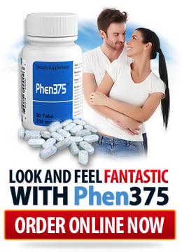 Look and feel fantastic with Phen375 ™