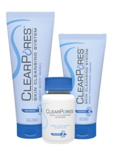 ClearPores® – Three Stage Acne Cleansing Formula