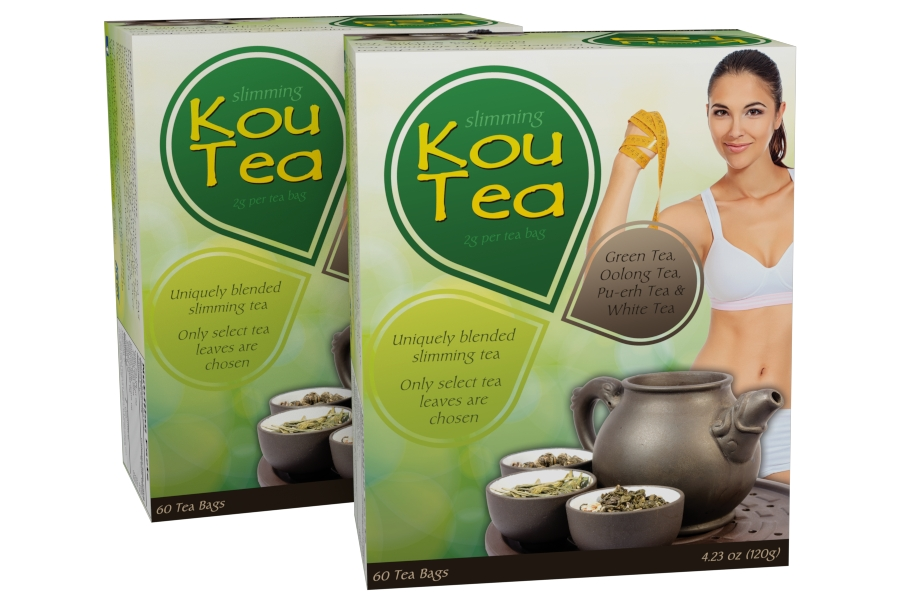 Koutea Blend Of Super Teas To Aid Weight Loss And Wellness