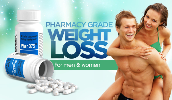 Phen375™ – Pharmacy grade weight loss