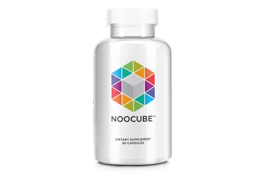 Noocube Natural Nootropic Ingredients