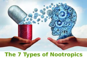 The 7 Types of Nootropics