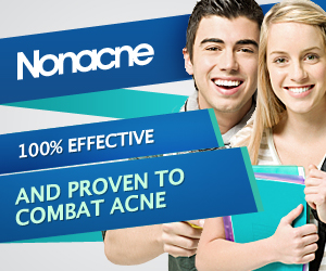 Nonacne™ - 100% effective and proven to combat acne