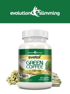 Pure Svetol™ Green Coffee Bean 50% CGA