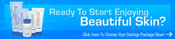 ClearPores® - Ready to start enjoying beautiful skin?