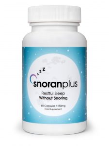 SNORAN PLUS ™ – Start sleeping better from now on!