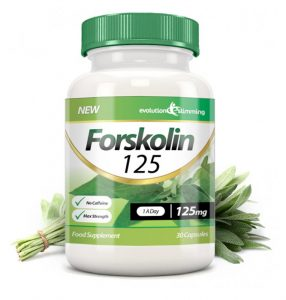 Forskolin125 ™ - Weight Loss Supplement - 30 Capsules