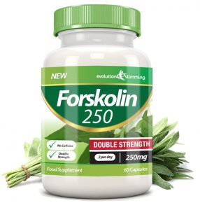 Forskolin250 ™ - Double Strength 60 capsules