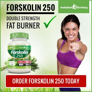 Forskolin 250 (Evolution Slimming)