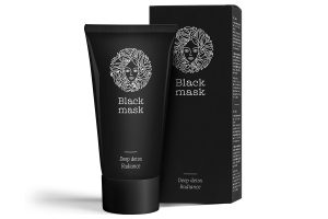Black Mask ™ against pimples and blackheads