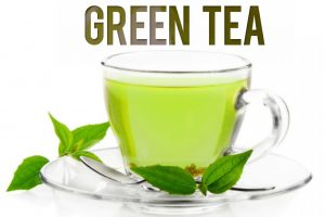 Green Tea - a natural non-pill appetite suppressant