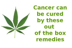 Cancer can be cured by these out of the box remedies