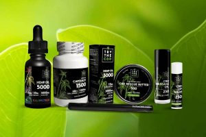 TryTheCBD offer their Clients a Variety of Cannabinoids-based Products