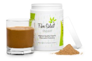 Fiber Select ™ - The best fiber for cleansing the body of toxins!