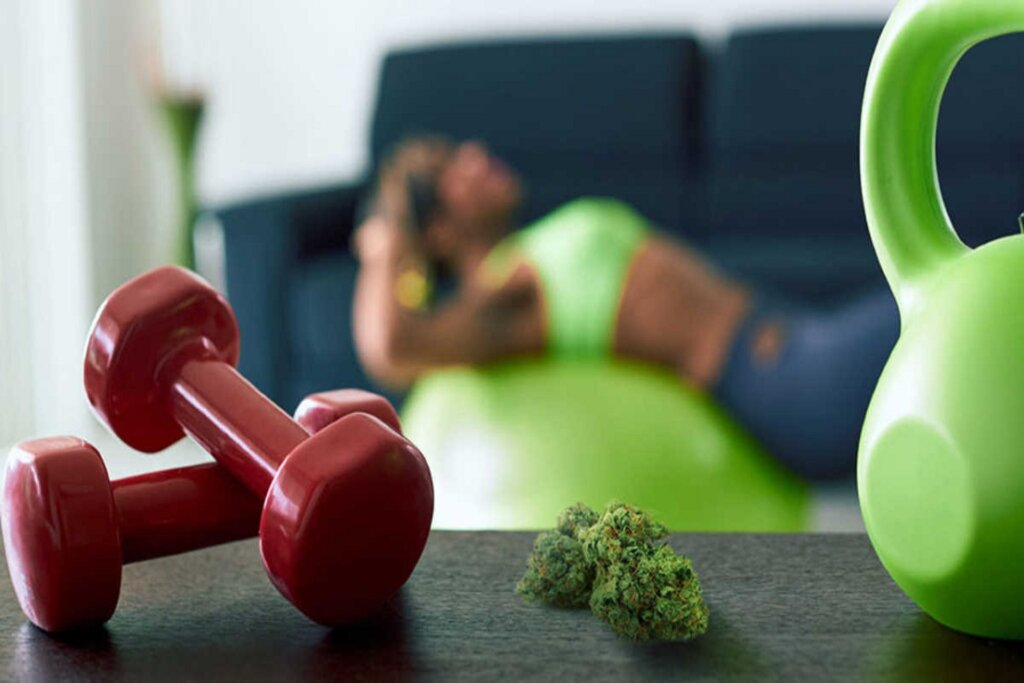 Cannabis as a Part of Your Fitness Routine